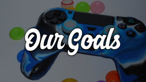 Forever Grips: #1 - Our Goals