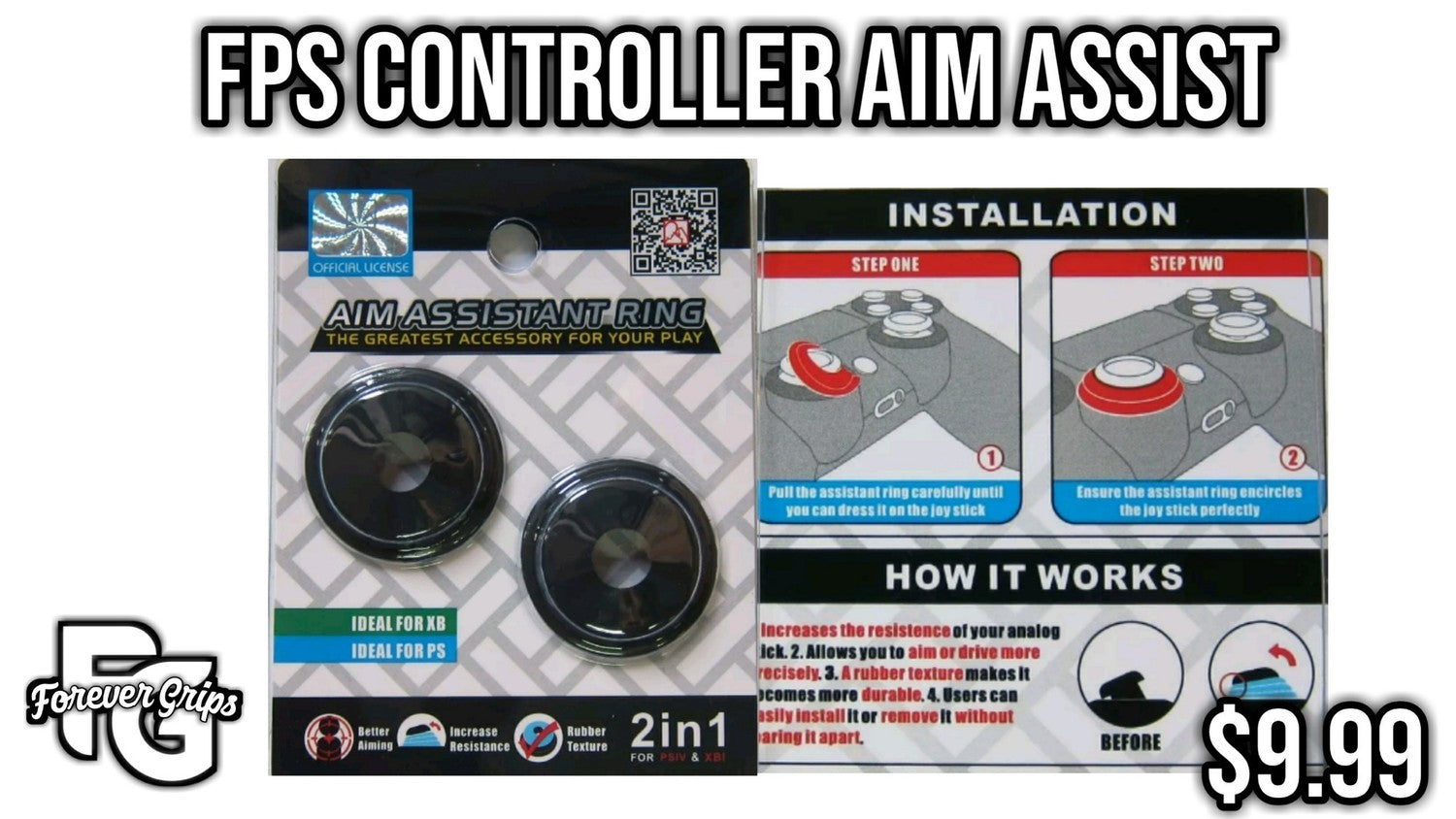 FPS Controller Aim Assist