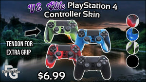 V2 Elite PlayStation 4 Controller Skin