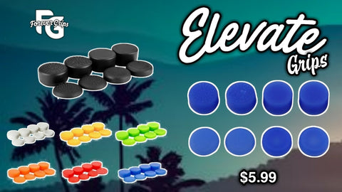 Elevate Grips (8 Pieces)
