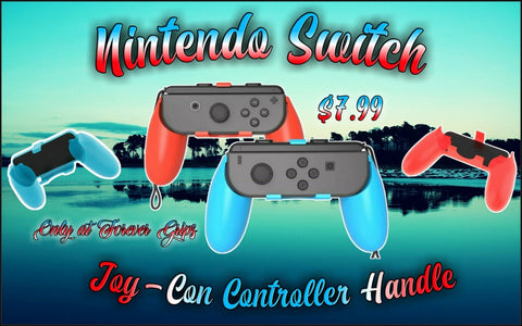 Nintendo Switch Joy-Con Controller Handle