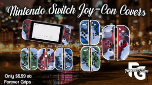 Nintendo Switch Joy-Con Covers