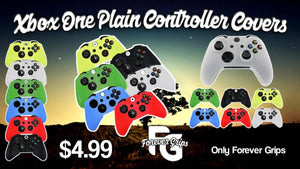 Xbox One Plain Controller Covers