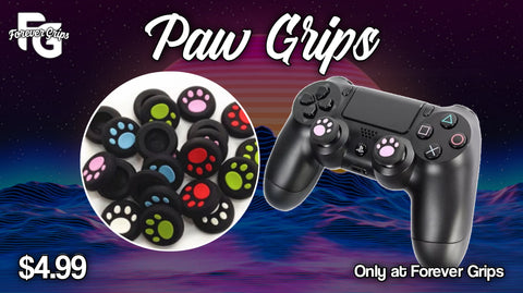 Paw Grips (10 Pieces)