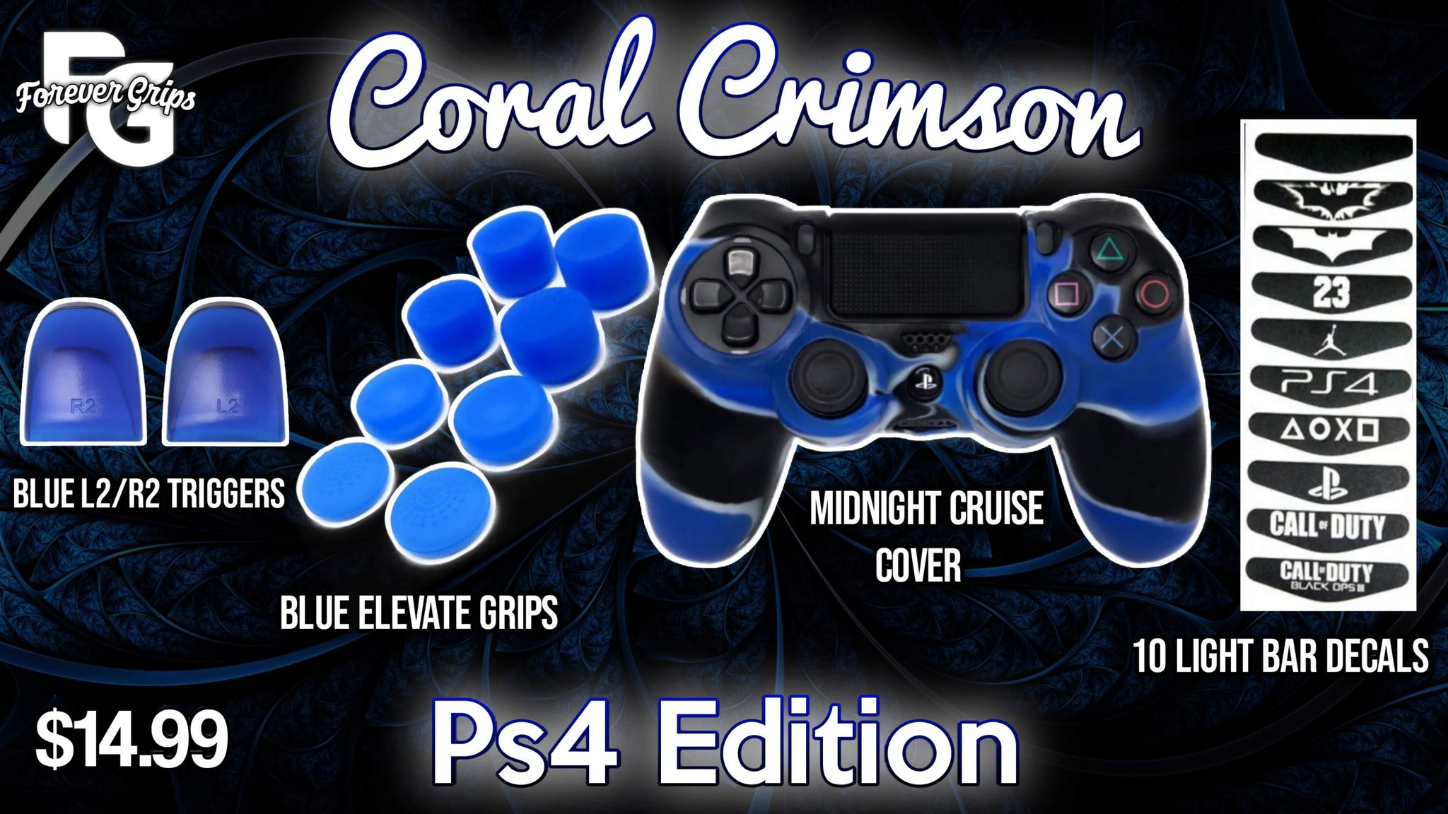 Coral Crimson Ps4 Edition