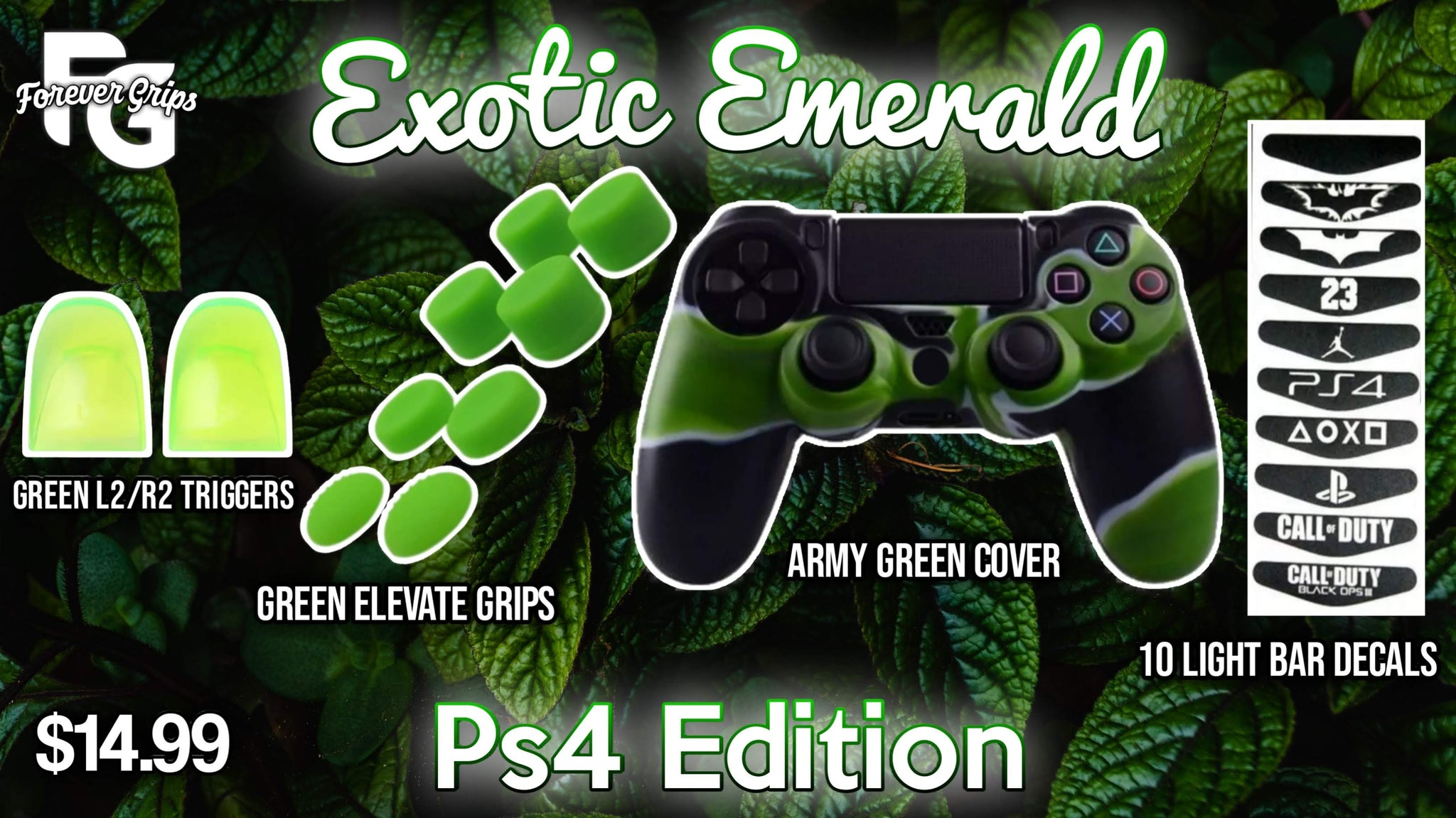 Exotic Emerald Ps4 Edition