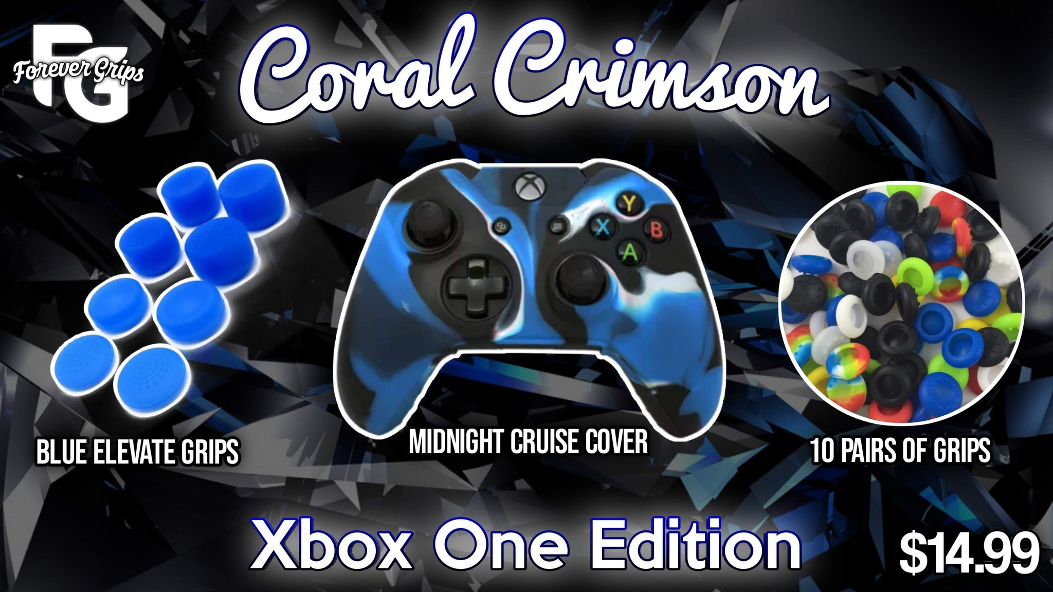 Coral Crimson Xbox One Edition