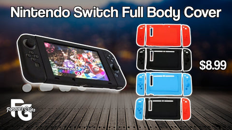 Nintendo Switch Full Body Cover