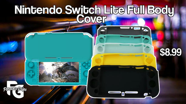 Nintendo Switch Lite Full Body Cover