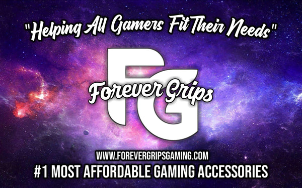 Forever Grips Mouse Pads (or custom)