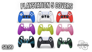 PlayStation 5 Controller Covers