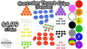 Controller Thumb Grips (10 Pieces)