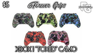 Toxed Xbox One Controller Skin