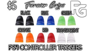 Playstation 4 Controller Triggers