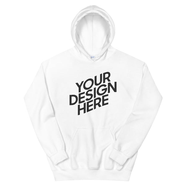 CUSTOM Hoodie (Front and Back)