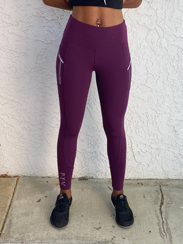 PXW Zip Pocket Leggings