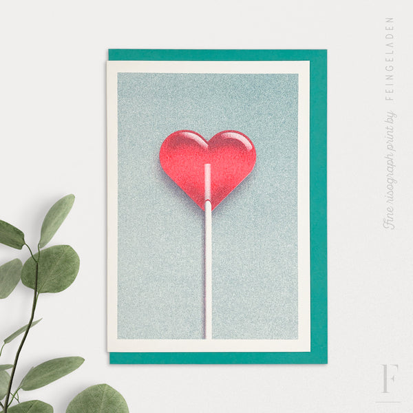 GOOD TIMES: Heart Lollipop - Feingeladen