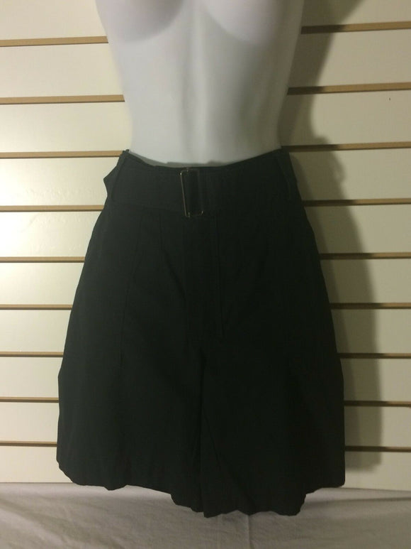 Women's Black Walking Shorts by Ralph Lauren (01345)