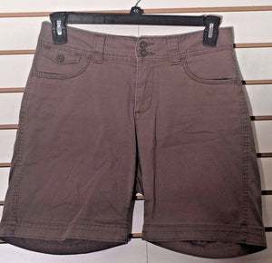 Women's Olive Green Shorts by Riders by Lee (02135)