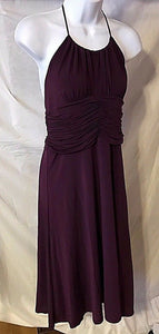 Women's Plum Knit Cocktail Dress by BCBG Max Azria (02734)