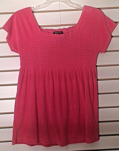 Women's Pink Stretch Top Size XL by Style&Co. (02120)