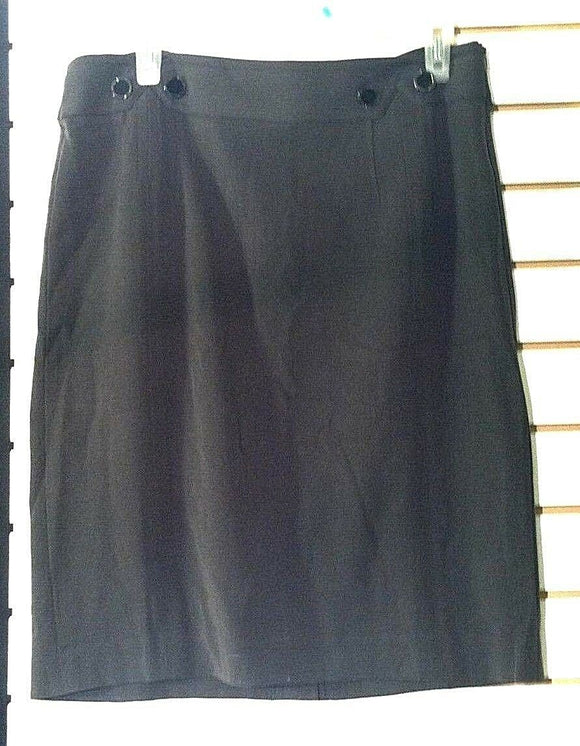 Women's Green Skirt by Adrienne Vittadini (00803)