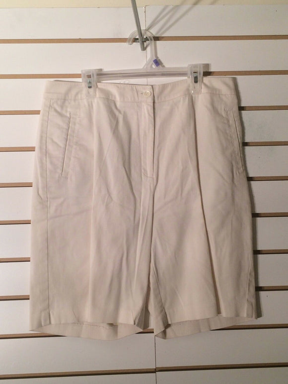 Women's Beige Walking Short by Peck & Peck (01898)