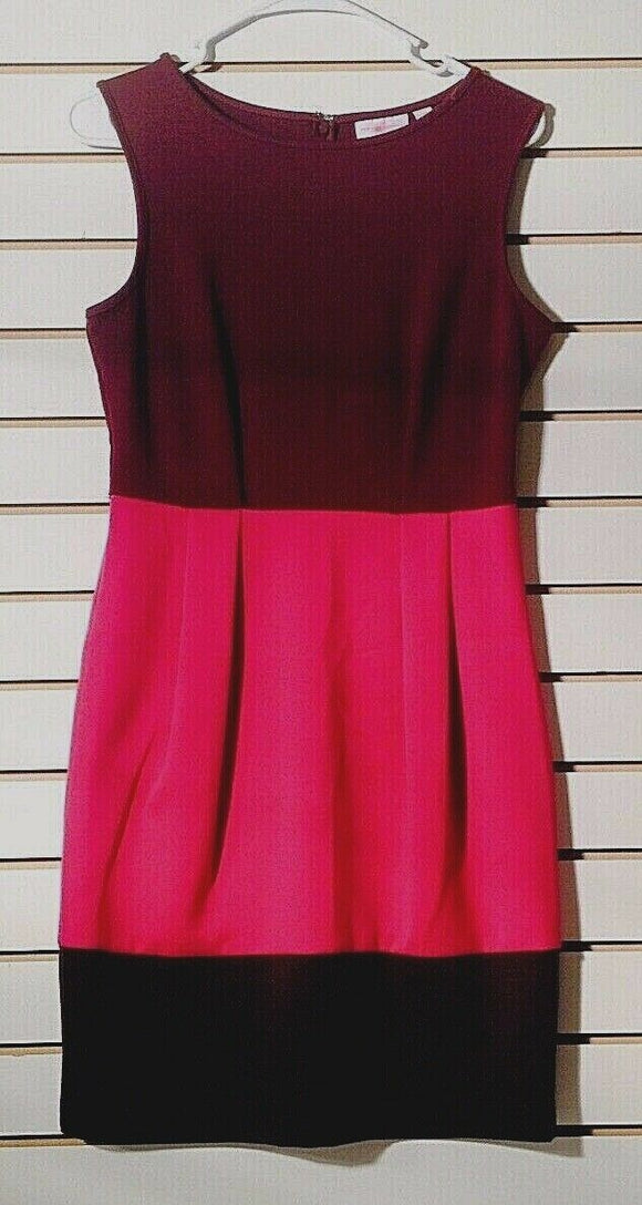 Women's Two-Tone Dress by New York & Company (01147)