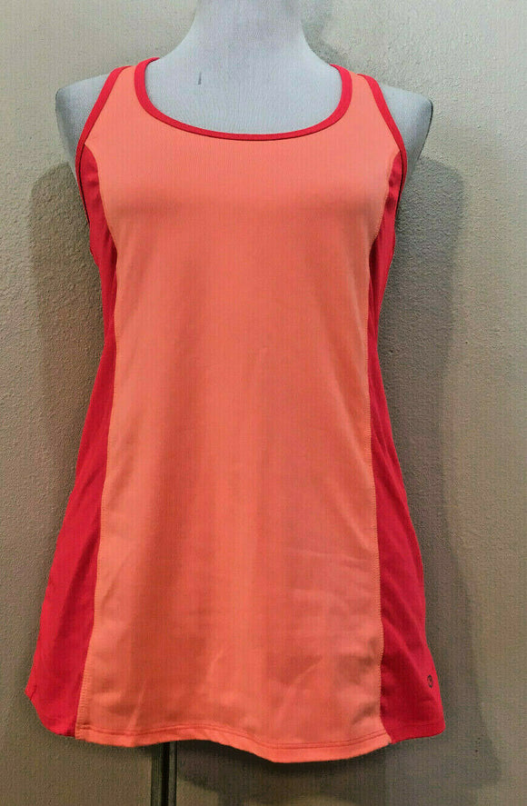 Women's Two-Tone Pink Neon Athletic Top by Champion (04270)