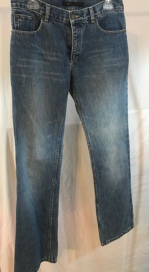Women's Blue Jeans Size 8 by Marc Jacobs (03165)