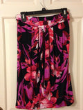 Women's Floral Skirt Size M by Tiana (01195)
