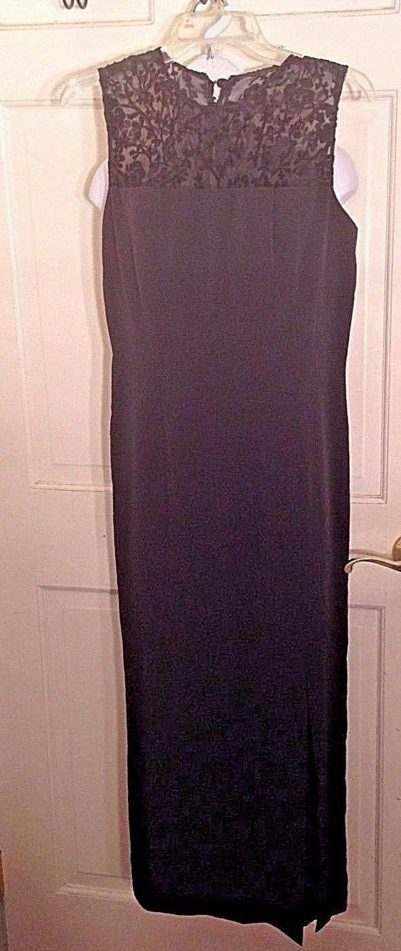 Women's Black Evening Gown by Evening Wear by Pat Argenti (02039)
