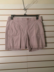 Women's Light Pink Walking Shorts by Eddie Bauer (01899)