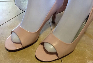 Women's Pink Stiletto Heels by Fioni (SH157)