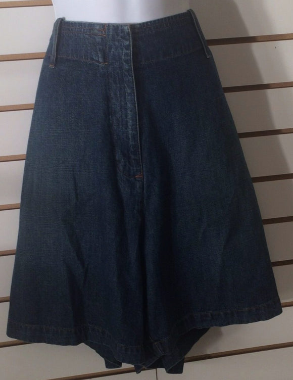 Women's New Plus Size Denim Shorts by St. John's Bay (01691)