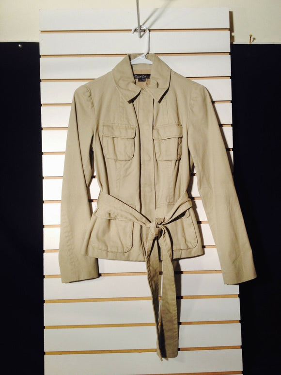 Women's Tan Jacket by Kenneth Cole New York (01090)