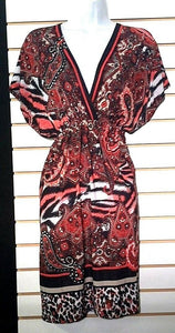 Women's Brand New Multi-Color Dress by Hypnotik (00559)