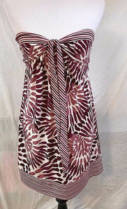 Women's Hot Pink Strapless Dress Size S by BCBG MAXAZRIA (03074)