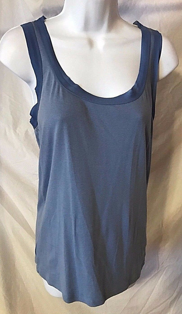 Women's Blue Tank Tunic Size M by Ann Taylor (02750)