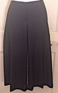 "Women's Black ""Cassidy Fit"" Dress Capri's Size 0 by The Limited (02062)"
