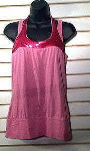 Women's Pink Top Size S by Maurices (00472)