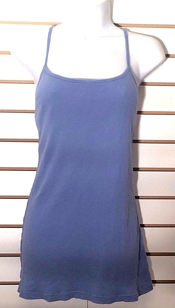 Junior's Violet Ribbed Racer Back Tank Top Size XXL by No Boundaries (02143)