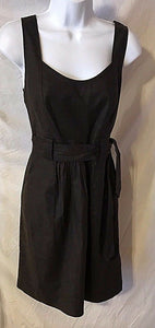 Women's New Petite Brown Tea Dress Size 6P by Ann Taylor Petites (02714)