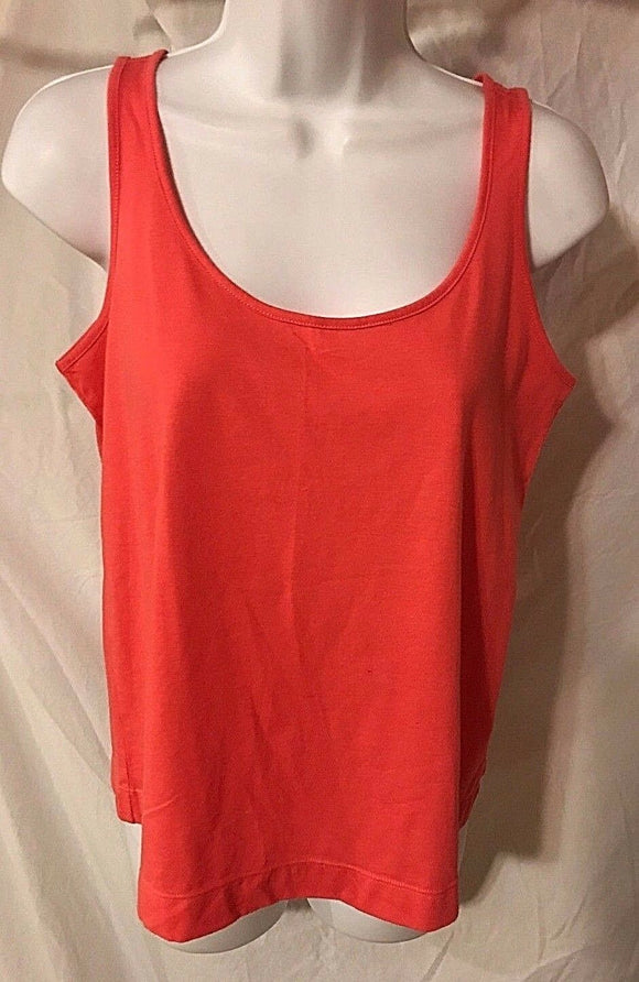 Women's Coral Tank Top Size XS by UK Style French Connection (02887)