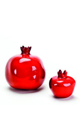 CERAMIC POMEGRANATE SMALL