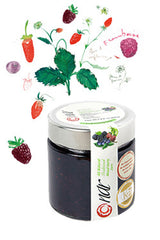 Mixed Berries Jam (8.82 oz)