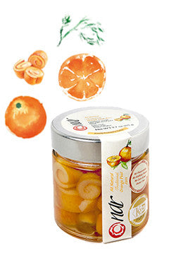 Orange Peel Jam (9.7 oz)