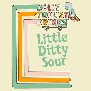 Little Ditty Sour Cocktail Kit Label