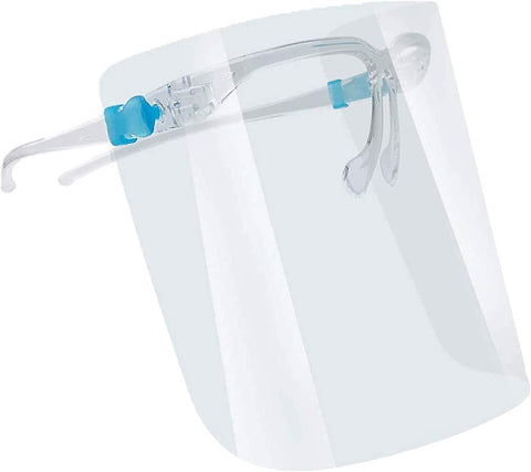 ANSIL Clear Face Shield