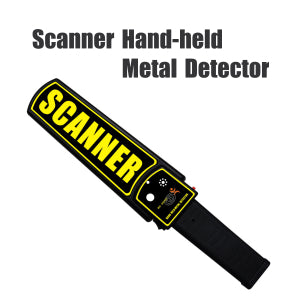 Scanner Hand-held Metal Detector